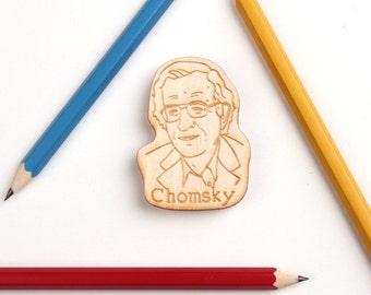 Chomsky Magnet
