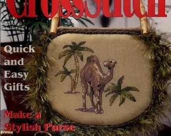 Just Cross Stitch Magazine: October 2004 Issue