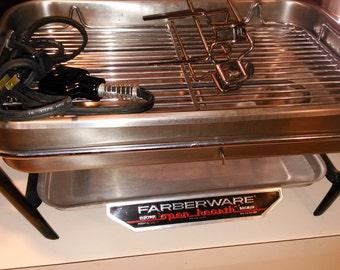 Vintage Farberware Grill Full Size