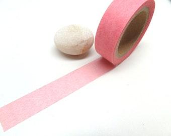 Pale Pink Washi Tape