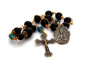Unbreakable single Decade Rosary of Immaculate Mary