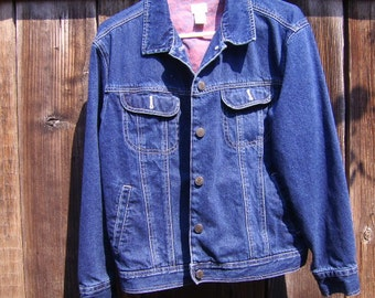 Vintage Ladies Size Medium Jean Jacket
