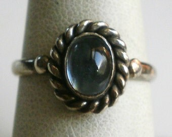 Sterling Silver Ring-Size 6 7/8