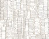 Doe Ladder Lines in Ash, Carolyn Friedlander, Robert Kaufman Fabrics, 100% Cotton Fabric, AFR-15026-290 ASH
