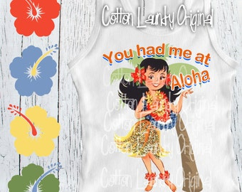 You had me at Aloha|Graphic Tee|Summer|Surf|Childrens tank|toddler graphic tee