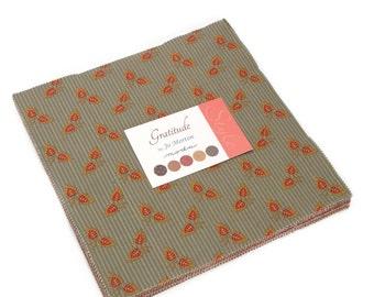 Gratitude layer cake by Jo Morton for moda fabrics