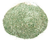 Sea Green SOLVENT RESISTANT Glitter 0.015 Hex - 1 Fl. Ounce for Glitter Nail Art, Glitter Nail Polish & Glitter Crafts
