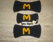 U of M  Go Blue Earwarmer