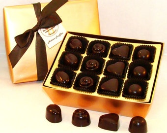 Creek House Classique Truffle Collection (with dairy), 3 Sizes, Free shipping