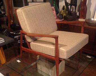 Mid Century Danish Modern Selig Chair