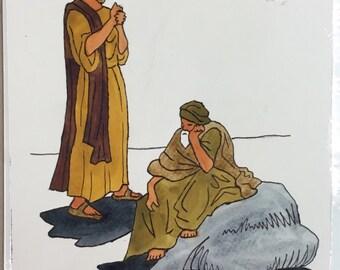 life of Jesus painting