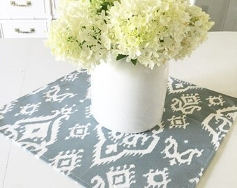 Table Topper ,  Wedding Table Topper, Table Squares