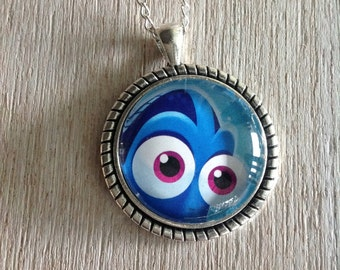 Finding Dory necklace