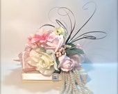 Shabby Chic Wedding, Favors, Jewelry, Gift Cards, Mothers Day, Christmas, Bridesmaids, Handmade, Decorative Boxes, Baby gift