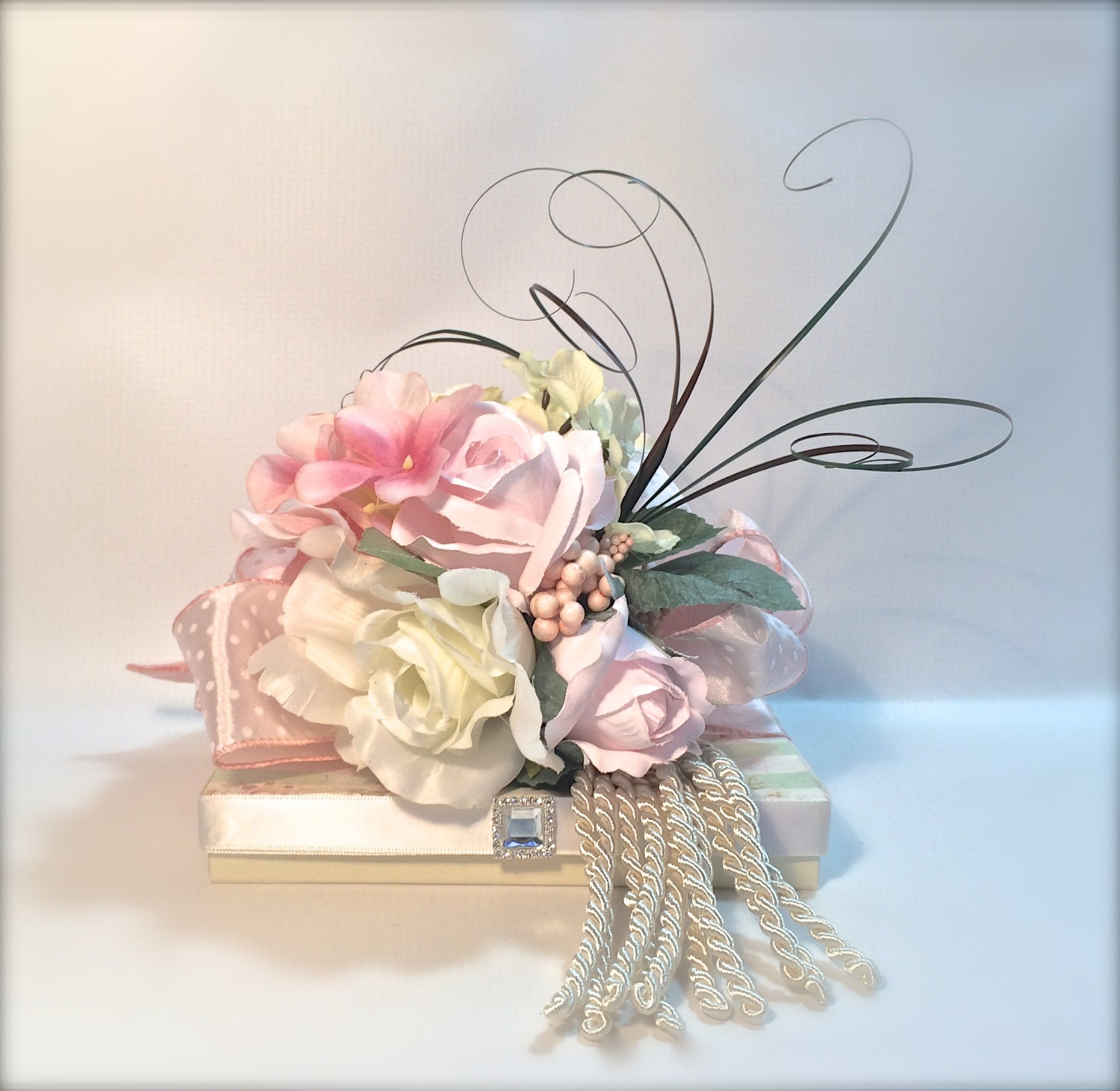 Wedding Day Gift Jewelry : Shabby Chic Wedding Favors Jewelry Gift Cards Mothers Day