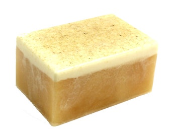 CLEARANCE (50% off) The Bee's Knees Bar Soap (NOT VEGAN)
