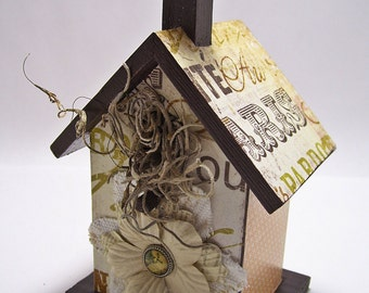 Paris Enchanted Birdhouse Mini
