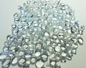 Kiln Formed Clear Glass 210 pieces (1006)