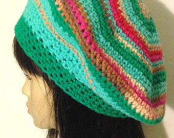 All Cotton TAM  women and teens  Crochet