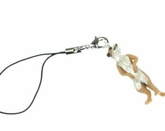 [BUNDLE] Meerkat cellphone charms Prairie dog Erdmann rubber