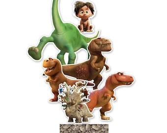 The Good Dinosaur Printable Centerpiece