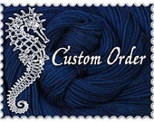 Custom Order RESERVED FOR YMALCOLM