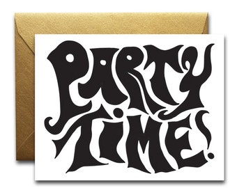 Party Time, Black Card, SALE