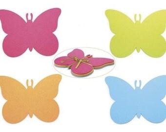 Big Butterflies Felt Set of 4