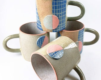 Pattern Mug in brights