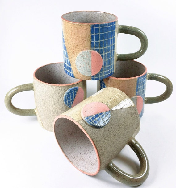 Pattern Mug in brights