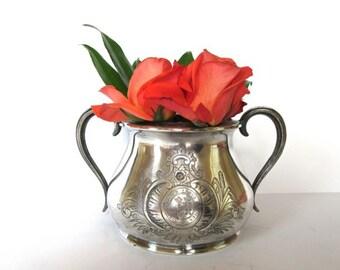 SALE Silver Pot Wilkens Norddeutscher Lloyd Bremen made in Germany