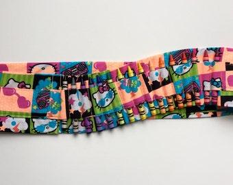 Hello Kitty Crayon Ammo Belt