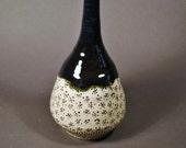 Handmade Ceramic Bottle, Vase, Wine Decanter