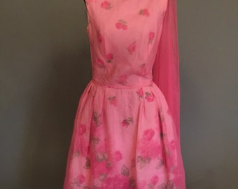 1950's formal dress, size XS/S