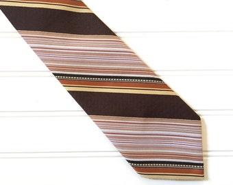 Vintage Mens Tie - 1950s Necktie - Retro Tie Men 50s