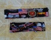 United States Marine Corps Fabric Headband