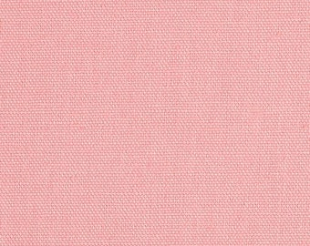 """Two 96"""" x 50""""  Custom Curtain Panels - Rod Pocket Panels - Solid Pink -  Shams and Bedskirt Available"""