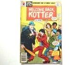 Vintage Welcome Back Kotter Comic Book, DC TV Comic, No.3, Mar. 30722