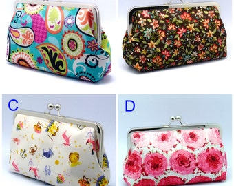 BIG SALE - Large clutch purse (GP9)