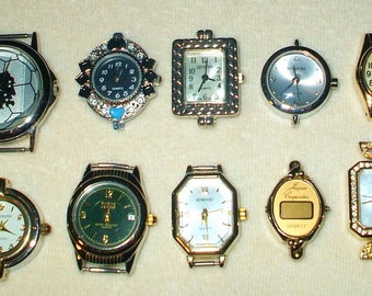 10 Working Watch faces to Bead