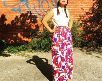 Super Groovin 70's Dress sz S