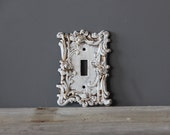 Delicate Details.  Vintage Switch Cover
