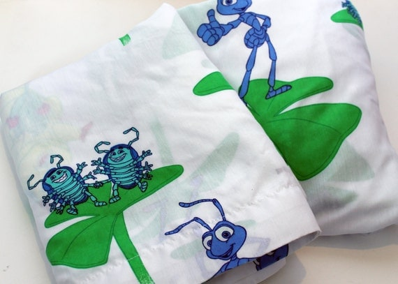 DIsney Bugs Life Bed Sheet SET