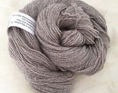 Jacob Wool Sock Yarn in Natural Colors, Fingering Weight, 15% Nylon