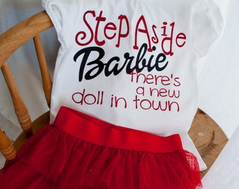 Step Aside Barbie There's a New Doll in Town