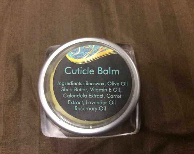 Cuticle Salve