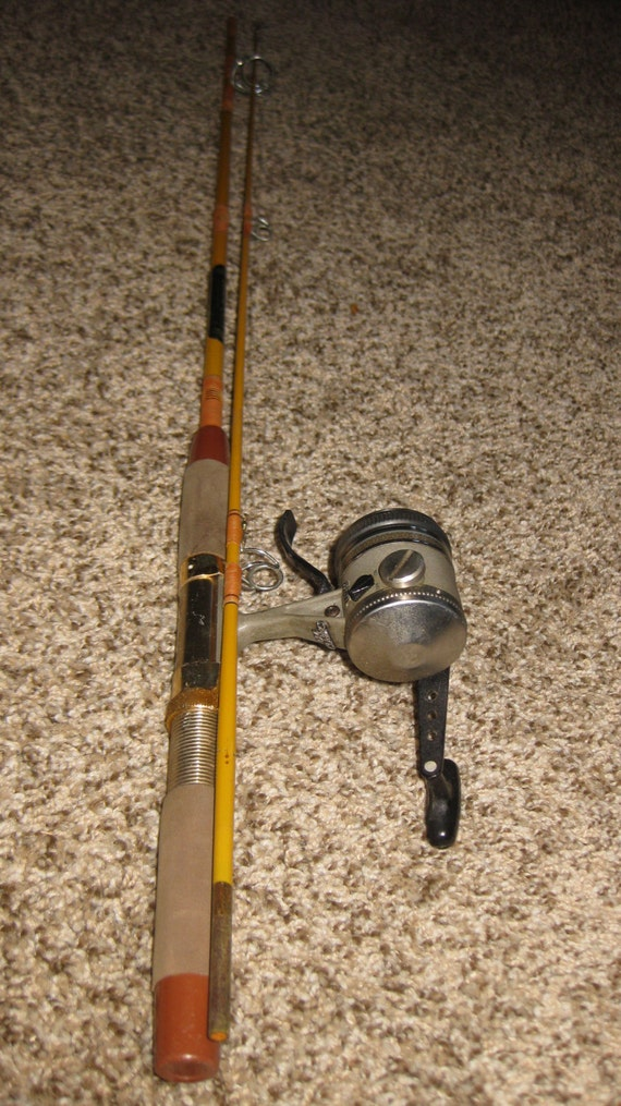 Unigue zebco ultra light 4 classic rod reel combo for Ultra light fishing rod and reel combos