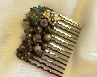 Baroque Hair Comb