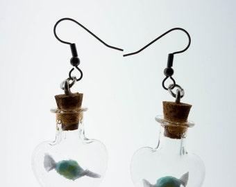 Mini Salt Water Taffy Earrings