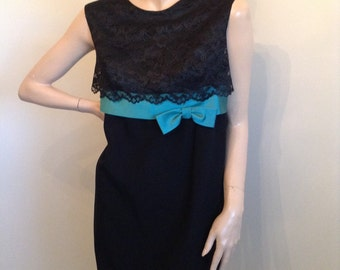 60s Madmen Style VOLUP dress